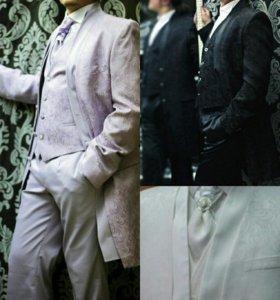 Сюртук, смокинг, классический костюм.