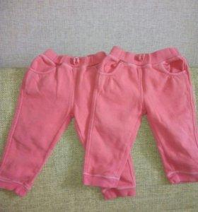 Утепленые штанишки.