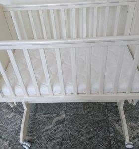 Кроватка детская chepe