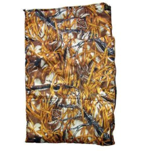 Спальник-одеяло камуфляж