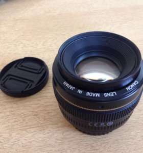 Объектив Canon 50mm 1,4