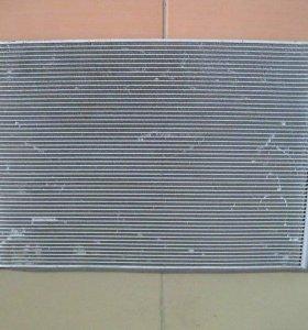 Радиатор на солярис