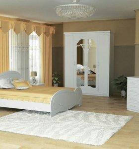 Двуспальная кровать Ангара. Новая, в упаковке