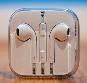 Наушники EarPods Apple Новые