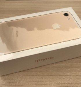 Запакованный iPhone 7 Plus !!!