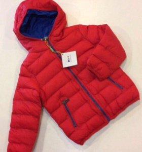 Курточка на малыша(унисекс)