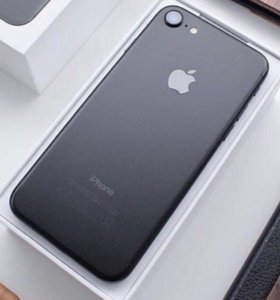 Айфон 7,,,,32g матовый