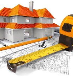 Строительные услуги - крыши,фундаменты,бани