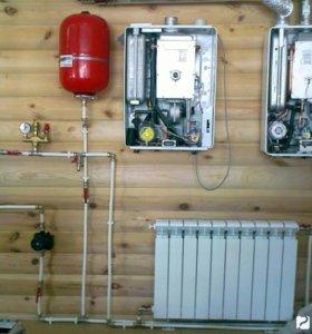 Отопление, канализация.262603