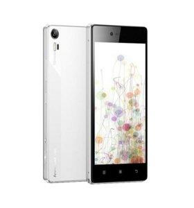 Смартфон Lenovo vibe shot (white)