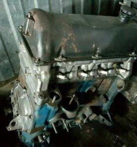 Двигатель на Ниву ВАЗ 21214 инжектор капремонт