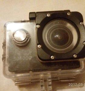 Экшн камера SJ 4000