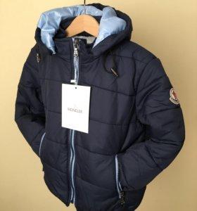 Новая куртка Moncler демисезон