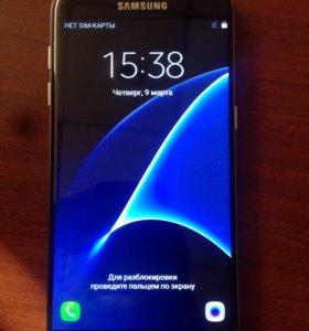 Телефон Samsung s7 edge