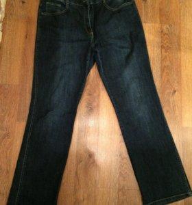 Продам джинсы как новые (р.58)