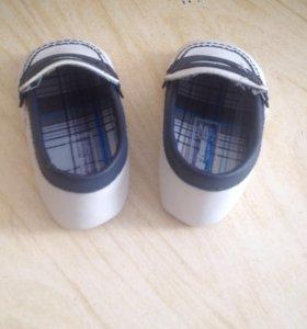 Первая обувь , пинетки