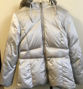 Куртка пуховик Manudieci для девочки