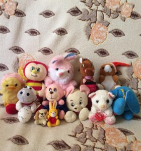 Все эти игрушки