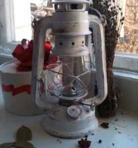 Лампа керосиновая (интерьерная)