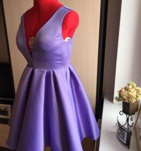 Пошив платьев на выпускной