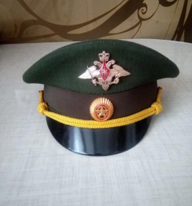 Фуражка к офисной форме ВС РФ