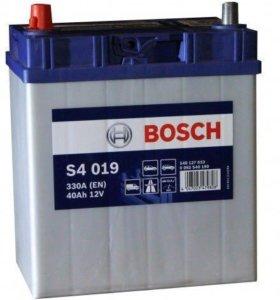 Аккумулятор Bosch Silver, 40 Ah