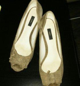 Туфли zara 36 размер