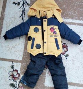 Весна-осень!куртка и штаны