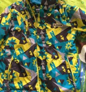 Весенняя-осенняя курточка