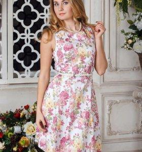 Платье новое р. 46