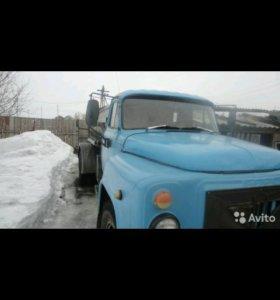Ас бочка ГАЗ 53