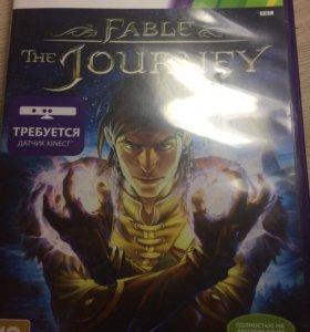 Игра для Xbox360 Fable The Journey для киннект