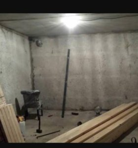 Ремонт и Строительство бань, отделка гаражей.