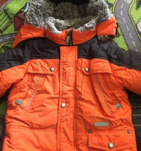 Куртка зимняя Керри 3 года