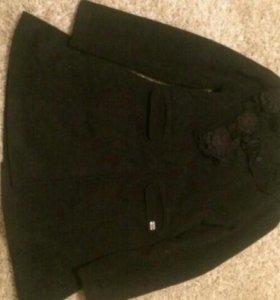 Весенние пальто на девочку 9-10 лет