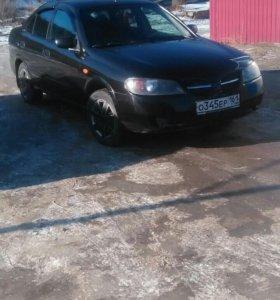 Nissan Almera N16||