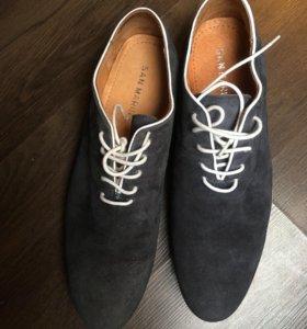 Новые мужские туфли San Marina (Франция).
