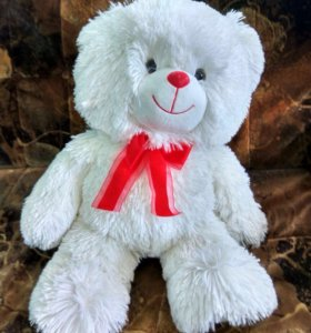 Мягкий медведь 30*50см