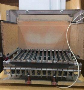 Теплообменник на baxi eco 2 compact 1