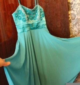 Вечернее платье, платье на выпускной