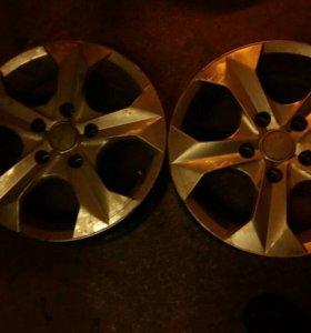 Литые диски с мазда 3