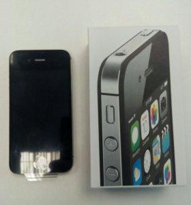iPhone 4S 16GB Черный