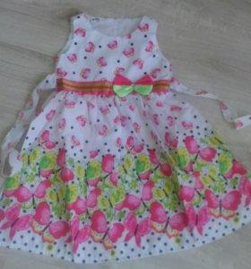 Платье (лето)