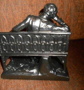 Скульптура А.С. Пушкин