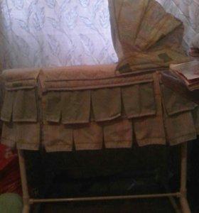 Кровать-люлька