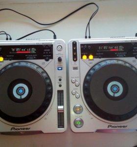 Pioneer CDJ 800 MK2 (пара)