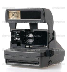 Старый фотопарат