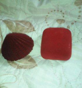 Подарочные коробочки для колец