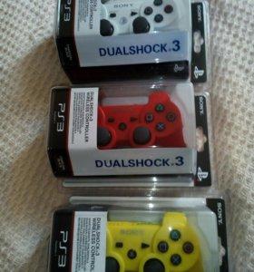 Джойстик dualshock 3 для ps3