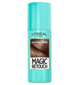 Спрей краска для корней волос